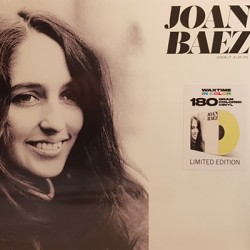 BAEZ Joan : LP Joan Baez (Debut Album)