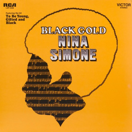 SIMONE Nina : LP It Is Finished