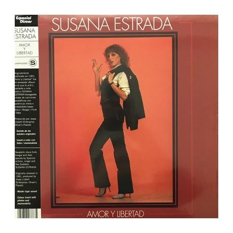 ESTRADA Susana : LP Amor Y Libertad