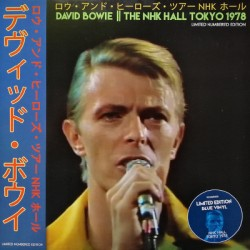 BOWIE David : LP Standing In The Wind (Montreal Forum 1983)