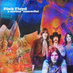 PINK FLOYD : LP A Sixties Saucerful