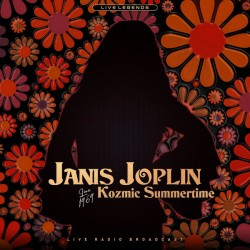JANIS JOPLIN : LP Kozmic Summertime - Live 1969 (Live Radio Broadcast)