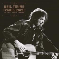 NEIL YOUNG : LPx2 Paris 1989 - The Classic Acoustic Broadcast