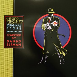 ELFMAN Danny : LP Dick Tracy (Original Score)