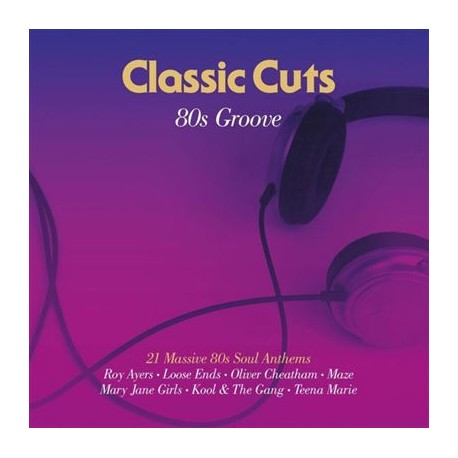 VARIOUS : LPx2 Classic Cuts 80s Groove