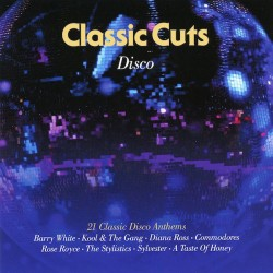 VARIOUS : LPx2 Classic Cuts Disco