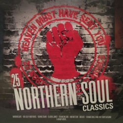 VARIOUS : LPx2 Heaven Must Have Sent You - 25 Northern Soul Classics