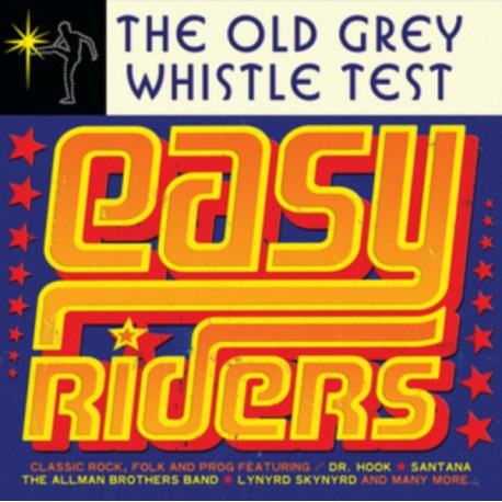 VARIOUS : LPx2 The Old Grey Whistle Test Easy Riders