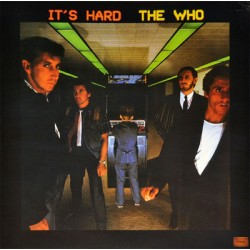 WHO (the) : LP It's Hard