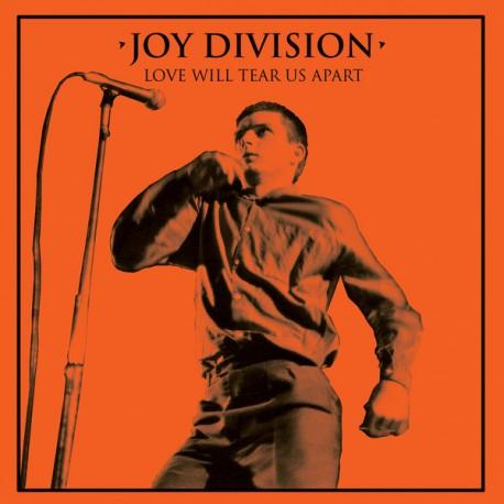 "JOY DIVISION : 12""EP Love Will Tear Us Apart (Halloween)"
