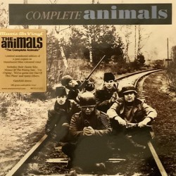 ANIMALS (the) : LPx3 The Complete Animals