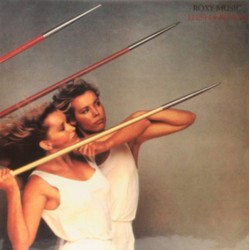ROXY MUSIC : LP Flesh + Blood