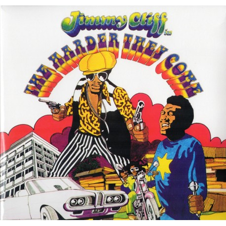 CLIFF Jimmy : LP The Harder They Come