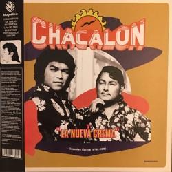 CHACALON Y LA NUEVA CREMA : LP Grandes Éxitos 1976-1981