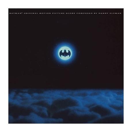 ELFMAN Danny : LP Batman (colored)