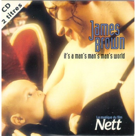2nd HAND / OCCAS : JAMES BROWN : CDEP It's A Man's Man's Man's World