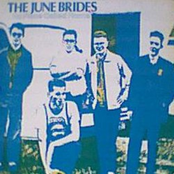 "JUNE BRIDES (the) : 12""EP No Place Called Home"