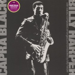HARPER Billy : LP Capra Black