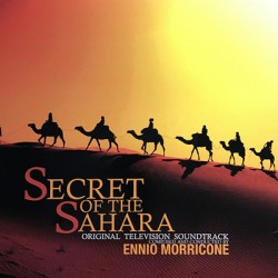 MORRICONE Ennio : LP Secret Of The Sahara