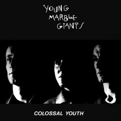 YOUNG MARBLE GIANTS : LPx2+DVD Colossal Youth
