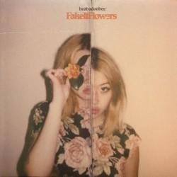 BEABADOOBEE : LP Fake It Flowers (red)