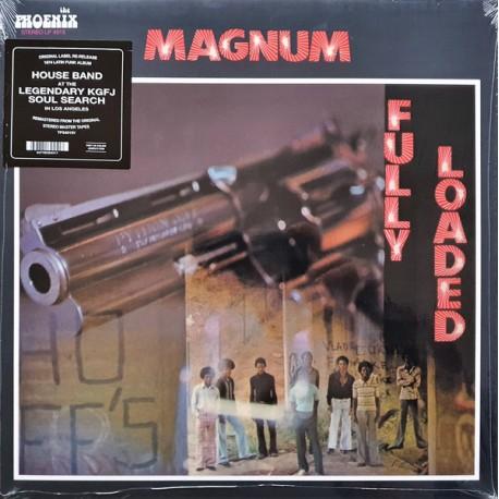 MAGNUM : LP Full Loaded (black)