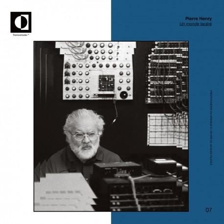 HENRY Pierre : LP Un Monde Lacéré