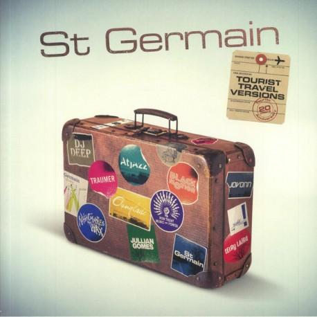 ST GERMAIN : LPx2 Tourist 20th Anniversary : Travel Versions