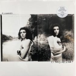 PJ HARVEY : LP Is This Desire ?