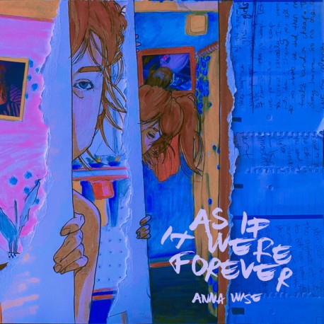 WISE Anna : LP As If It Were Forever