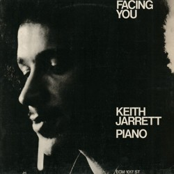 JARRETT Keith : LP Facing You