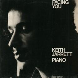 JARRETT Keith : LP Facing You