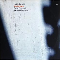 JARRETT Keith / Peacock Gary / DeJohnette Jack : LPx2 Yesterdays