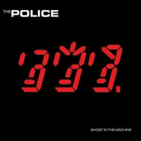 POLICE (the) : LP Ghost In The Machine