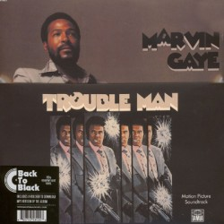 GAYE Marvin : LP Trouble Man