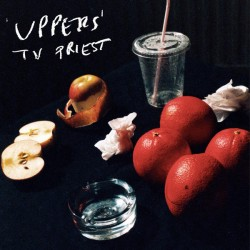 TV PRIEST : LP Uppers (colored)