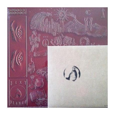 """BONNIE BANANE : LP+7""""EP Sexy Planet"""