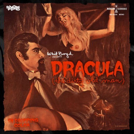 WHIT BOYD BAND (the) : LP Dracula