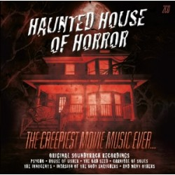 OST : CDx2 Haunted House Of Horror