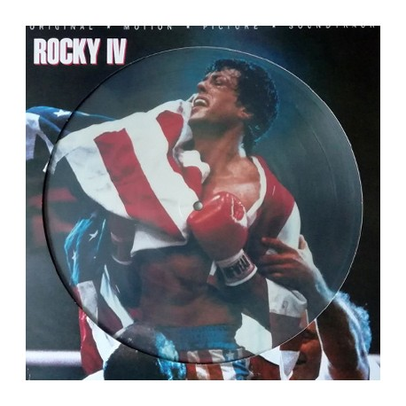 OST : LP Picture Rocky IV