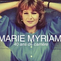 MYRIAM Marie : CDx2 40 Ans De Carrière