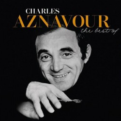 AZNAVOUR Charles : LP The Best Of