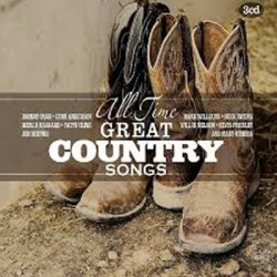 VARIOUS : CDx3 All-Time Great Country Songs