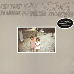 JARRETT Keith : LP My Song