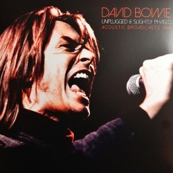 BOWIE David : LPx2 Unplugged & Slightly Phased (Acoustic Broadcasts 1996)