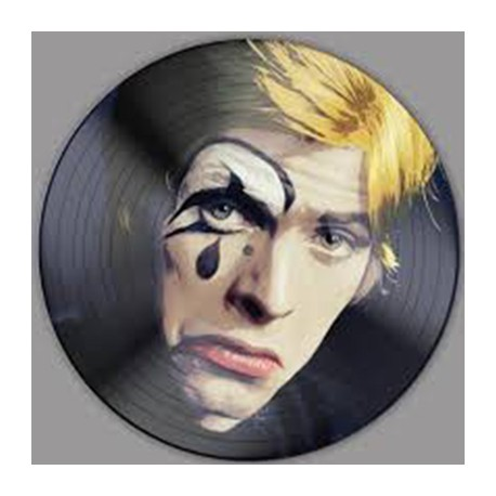 BOWIE David : LP Picture In The Beginning (2)