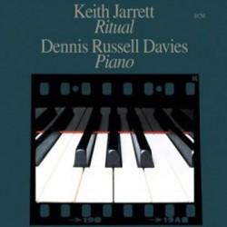 JARRETT Keith / DAVIES Dennis Russell : LP Ritual