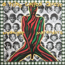 A TRIBE CALLED QUEST : LP Midnight Marauders