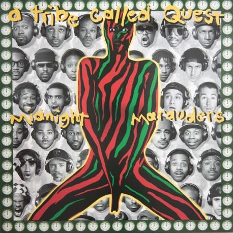 A TRIBE CALLED QUEST : LP Midnight Marauders