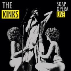 KINKS (the) : LP Soap Opera Live